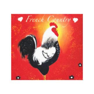 Copie de toile de Clountry de Français