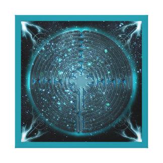 Copie de toile de labyrinthe