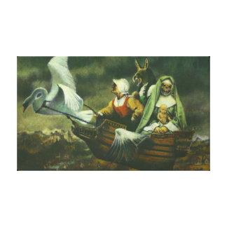 Copie de toile de trois sorcières