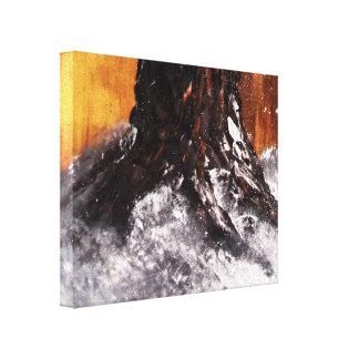 Copie de toile de tronc de Wintertree Impressions Sur Toile