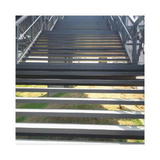 Copie de toile d'escalier