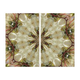 Copie de toile - mandala d'arbre de gomme toiles