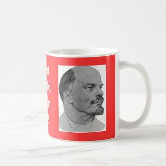 Copie de wikimedia de Lénine 2_dibujo_1901 Mug