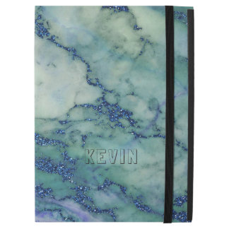 Copie en pierre de marbre grise et vert clair