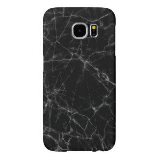Copie en pierre de marbre noire naturelle