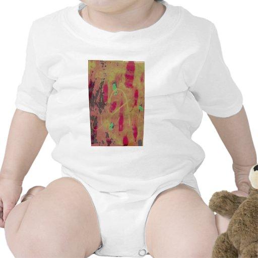 Copie encrée par style de palette t-shirts