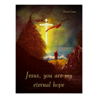 Copie éternelle d'espoir posters