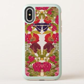 """Copie florale """"botanique de papillon de"""