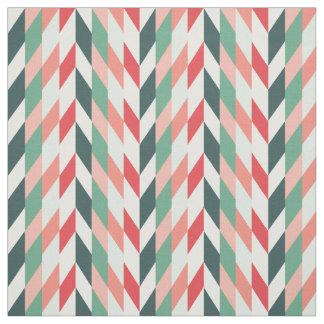 Copie géométrique tissu