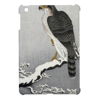 Copie japonaise vintage d'oiseau coque iPad mini