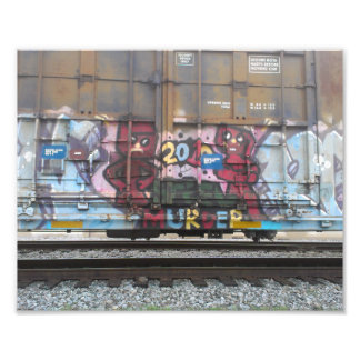 Copie la Nouvelle-Orléans de photo de graffiti de