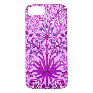 Copie, lavande et violette de jacinthe de William Coque iPhone 7