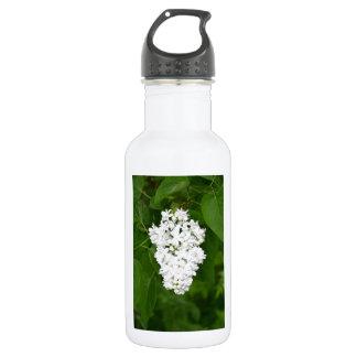 Copie lilas de fleurs de ressort blanc
