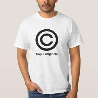 Copie Originale T-shirt