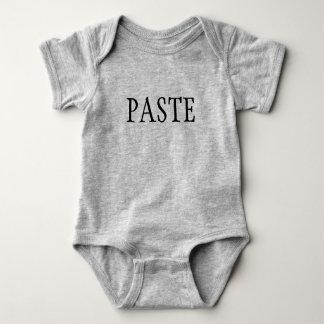 Copie/pâte Onsies pour des bébés Body