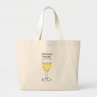 COPIE QUOTIDIENNE DE VIN DE CHARDONNAY PAR JILL GRAND SAC