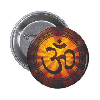 Copie vintage de symbole de l'OM Badge