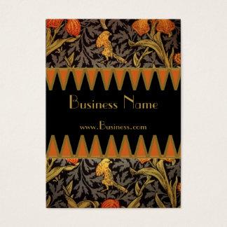Copie vintage William Morris 2 de carte de profil
