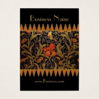 Copie vintage William Morris 3 de carte de profil