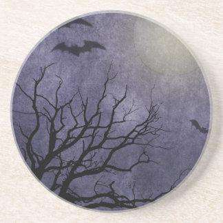 Copies éffrayantes de Halloween Dessous De Verres