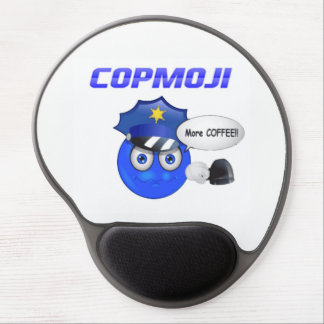 CopMoji - plus de tapis de souris de café