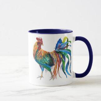 Coq de combat mug