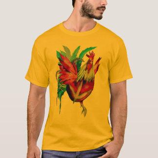 Coq de Kung Fu T-shirt