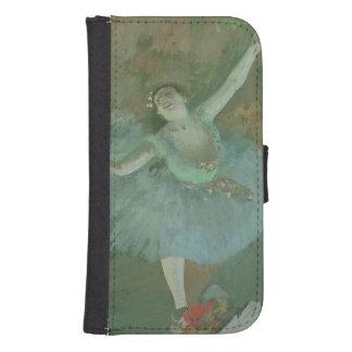 Coque Avec Portefeuille Pour Galaxy S4 Edgar Degas | l'arc de l'étoile, c.1880