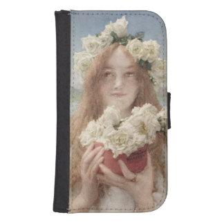 Coque Avec Portefeuille Pour Galaxy S4 Été d'Alma-Tadema | offrant, 1894