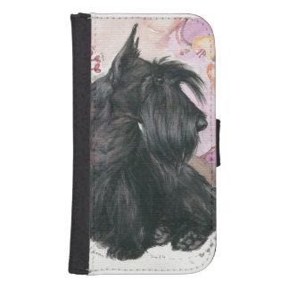 Coque Avec Portefeuille Pour Galaxy S4 zara