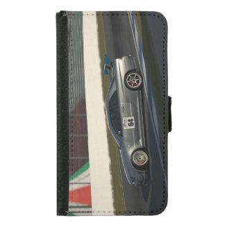 Coque Avec Portefeuille Pour Galaxy S5 Nissan Skyline (R34) ceci est. //Gran Turismo 6