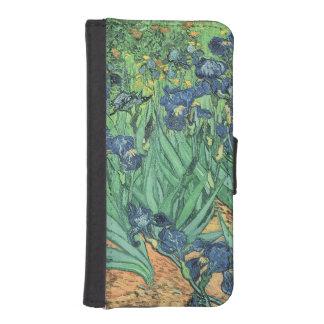 Coque Avec Portefeuille Pour iPhone 5 Iris de Vincent van Gogh |, 1889