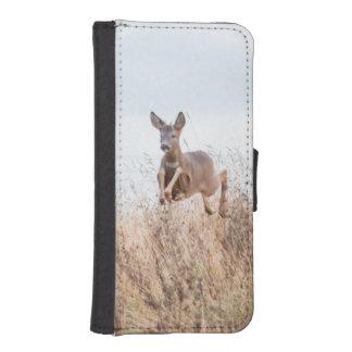 Coque Avec Portefeuille Pour iPhone 5 Photographie de cerfs communs