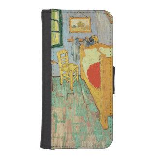 Coque Avec Portefeuille Pour iPhone 5 Vincent van Gogh chambre à coucher de | Van Gogh