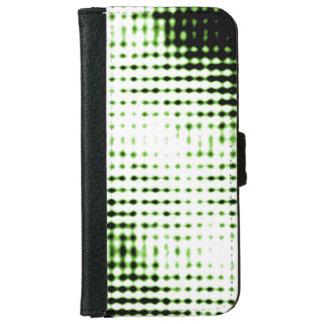 Coque Avec Portefeuille Pour iPhone 6 Cas futuriste de téléphone de style