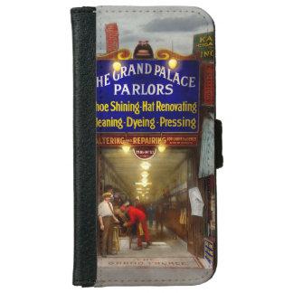 Coque Avec Portefeuille Pour iPhone 6 Cirage - les salons grands 1922 de palais
