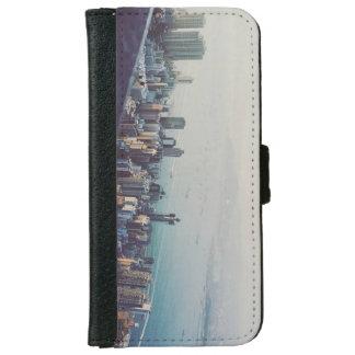 Coque Avec Portefeuille Pour iPhone 6 Hong Kong d'en haut