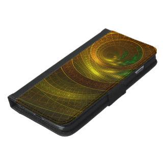 Coque Avec Portefeuille Pour iPhone 6 Plus À l'intérieur de la corne d'abondance d'un automne