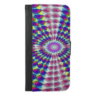Coque Avec Portefeuille Pour iPhone 6 Plus Galaxie Samsung d'Iphone de MODÈLE de