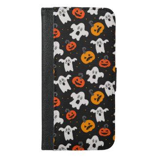 Coque Avec Portefeuille Pour iPhone 6 Plus Motifs mignons de Halloween