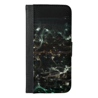Coque Avec Portefeuille Pour iPhone 6 Plus Voile