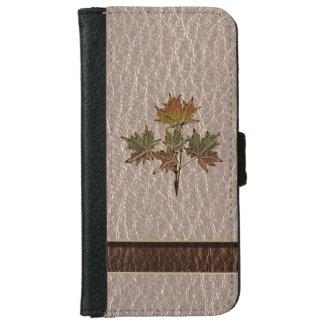 Coque Avec Portefeuille Pour iPhone 6 Thanksgiving simili cuir 2