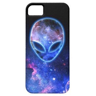 Coque Barely There iPhone 5 Alien dans l'espace
