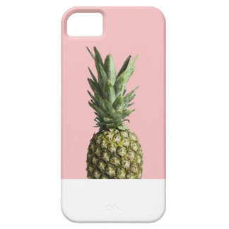 COQUE BARELY THERE iPhone 5 ANANAS ROSE