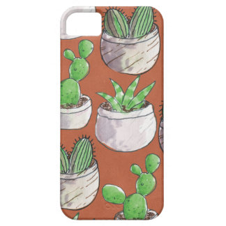 Coque Barely There iPhone 5 cactus