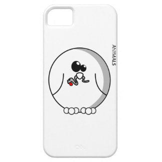 Coque Barely There iPhone 5 Cartoon Bird - AwwNIMALS