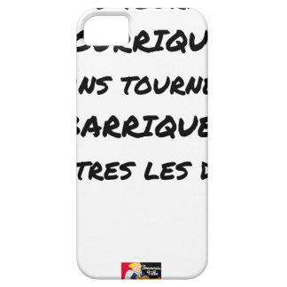 COQUE BARELY THERE iPhone 5 CERTAINS TOURNENT EN BOURRIQUE, CERTAINS TOURNENT