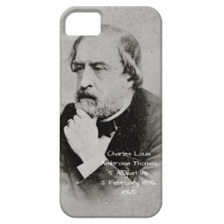 Coque Barely There iPhone 5 Charles Louis Ambroise Thomas 1865