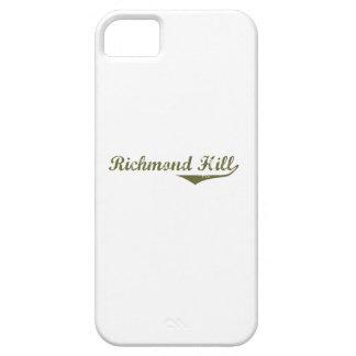 Coque Barely There iPhone 5 Colline de Richmond
