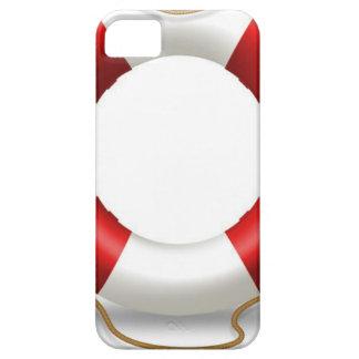 Coque Barely There iPhone 5 Conservateur d'anneau de vie